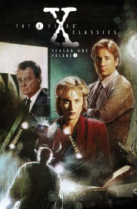 X-FILES CLASSICS SEASON ONE HC VOL 01