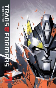 TRANSFORMERS IDW COLLECTION PHASE 2 HC VOL 03