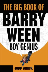 BIG BOOK OF BARRY WEEN BOY GENIUS TP