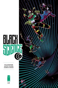 BLACK SCIENCE #34 CVR A SCALERA & DINISIO