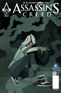 ASSASSINS CREED #14 CVR C LARSON