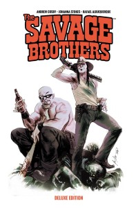 SAVAGE BROTHERS DELUXE ED TP