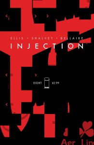 INJECTION #8 CVR B SHALVEY