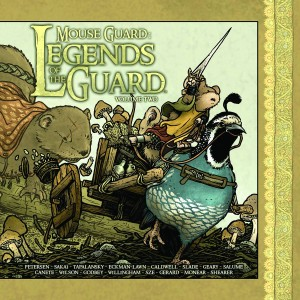 MOUSE GUARD LEGENDS OF THE GUARD HC VOL 02