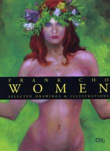 FRANK CHO WOMEN SELECTED DRAWINGS & ILLUSTRATIONS TP