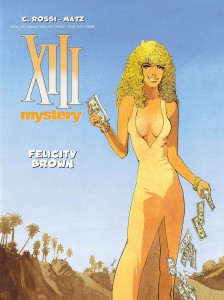 XIII: MYSTERY - FELICITY BROWN