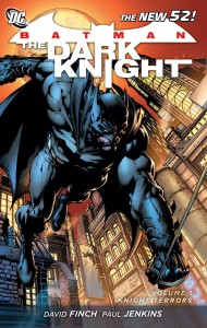 BATMAN THE DARK KNIGHT TP VOL 01 KNIGHT TERRORS (N52)