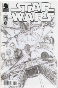 STAR WARS #2 SKETCH