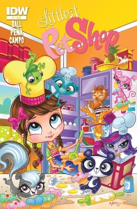 LITTLEST PET SHOP #1 (OF 5)