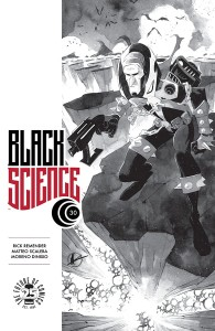 BLACK SCIENCE #30 CVR C SPAWN MONTH B&W VAR