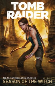 TOMB RAIDER TP VOL 01 SEASON OF WITCH