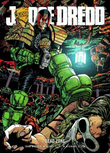 JUDGE DREDD DEAD ZONE TP