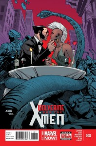 WOLVERINE AND X-MEN #8