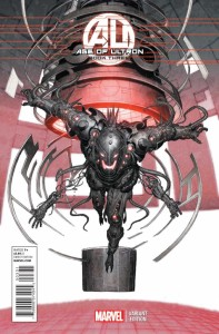 AGE OF ULTRON #3 (OF 10) ULTRON VAR