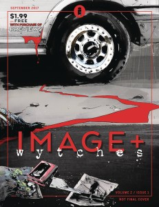 IMAGE PLUS #1 (WYTCHES THE BAD EGG PT 1)