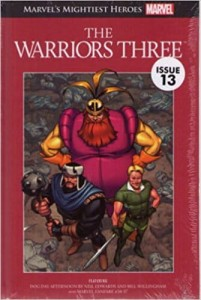 MARVELS MIGHTIEST HEROES VOL 13 WARRIORS THREE HC