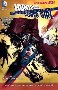 WORLDS FINEST TP VOL 04 FIRST CONTACT (N52)