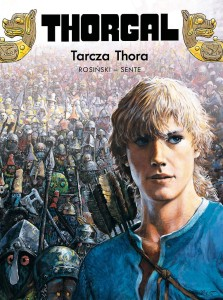 Thorgal Tom 31 Tarcza Thora HC