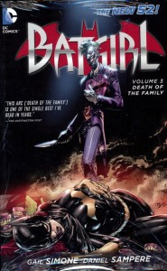 BATGIRL HC VOL 03 DEATH OF THE FAMILY (N52)