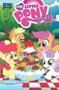 MY LITTLE PONY FRIENDSHIP IS MAGIC #32 10 COPY INCV