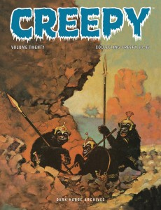 CREEPY ARCHIVES HC VOL 20