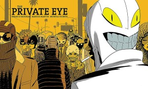 PRIVATE EYE DELUXE ED HC