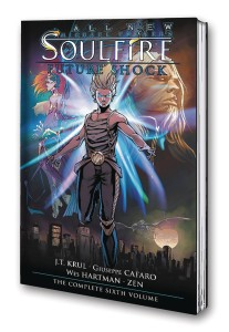 MICHAEL TURNERS SOULFIRE TP VOL 06 FUTURE SHOCK
