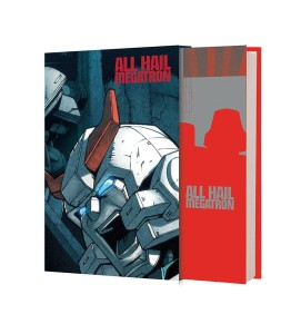 TRANSFORMERS ALL HAIL MEGATRON DELUXE LIMITED HC