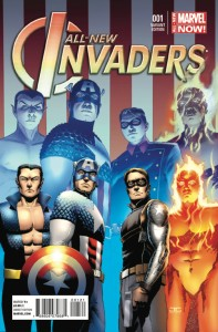 ALL NEW INVADERS #1 CASSADAY VAR ANMN