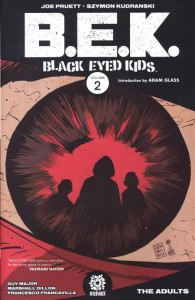 BLACK EYED KIDS TP VOL 02 THE ADULTS