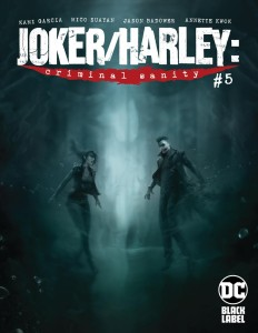 JOKER HARLEY CRIMINAL SANITY #5 (OF 9) CVR A FRANCESCO MATTINA