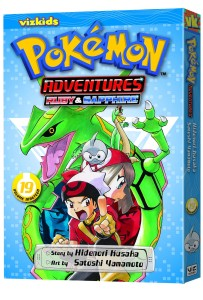 POKEMON ADVENTURES TP VOL 19