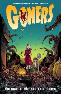GONERS TP VOL 01 WE ALL FALL DOWN