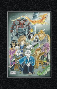 USAGI YOJIMBO SAGA LEGENDS LTD ED HC