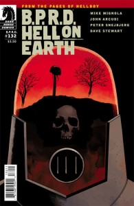 BPRD HELL ON EARTH #132