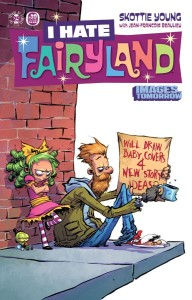 I HATE FAIRYLAND #14 CVR C IMAGES OF TOMORROW VAR