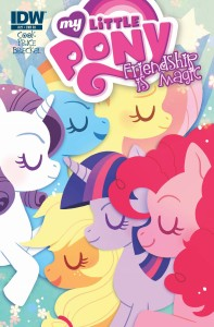 MY LITTLE PONY FRIENDSHIP IS MAGIC #27 RI CVR