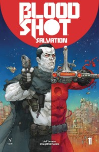 BLOODSHOT SALVATION #11 CVR A ROCAFORT