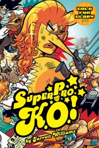 SUPER PRO KO GN VOL 03 GOLD FOR GLORY