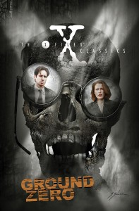 X-FILES CLASSICS GN GROUND ZERO