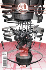 AGE OF ULTRON #2 (OF 10) ULTRON VAR