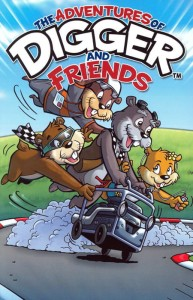 DIGGER & FRIENDS TP