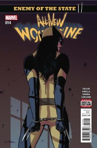 ALL NEW WOLVERINE #14