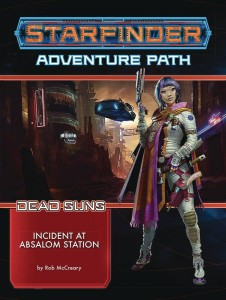STARFINDER ADV PATH ABSALOM STATION PART 1 OF 6 SC