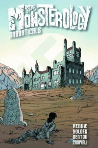 DEPARTMENT OF MONSTEROLOGY TP VOL 02 SABBATICALS