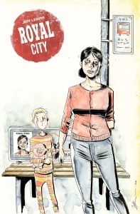 ROYAL CITY #3