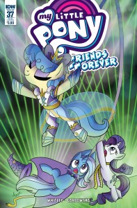 MY LITTLE PONY FRIENDS FOREVER #37 SUBSCRIPTION VAR