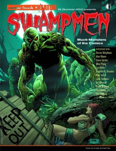SWAMPMEN MUCK MONSTERS OF THE COMICS SC