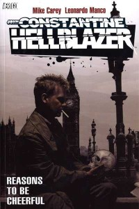 HELLBLAZER REASONS TO BE CHEERFUL TP