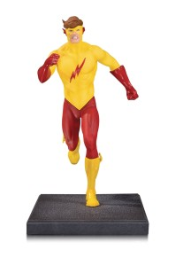 TEEN TITANS KID FLASH MULTI PART STATUE